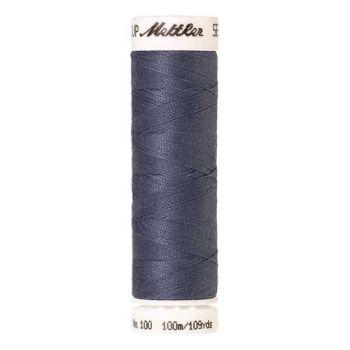 Mettler Threads - Seralon Polyester - 100m Reel - Ocean Blue 1470