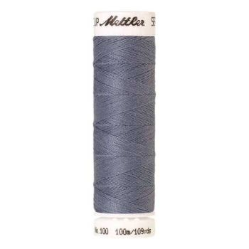 Mettler Threads - Seralon Polyester - 100m Reel - Blue Whale 0309