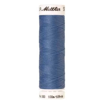 Mettler Threads - Seralon Polyester - 100m Reel - Wedgewood 1469