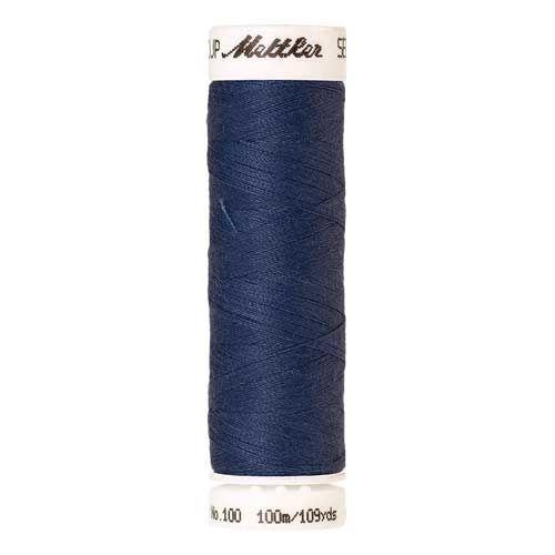Mettler Threads - Seralon Polyester - 100m Reel - Bellflower 0583