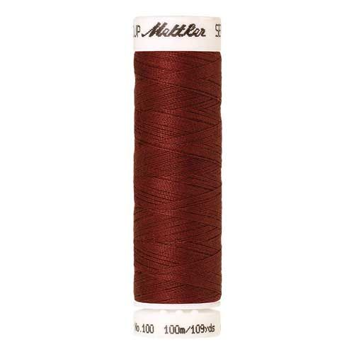 Mettler Threads - Seralon Polyester - 100m Reel - Spice 0636