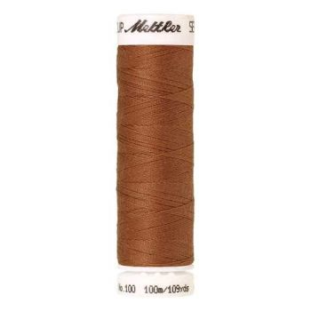Mettler Threads - Seralon Polyester - 100m Reel - Squirrel 1053