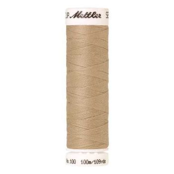 Mettler Threads - Seralon Polyester - 100m Reel - Ivory 0265