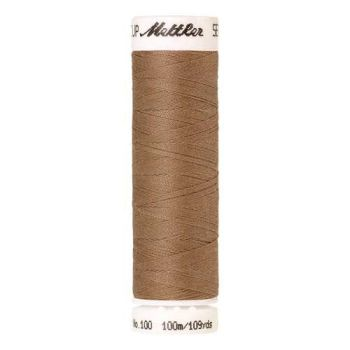 Mettler Threads - Seralon Polyester - 100m Reel - Fawn 1120