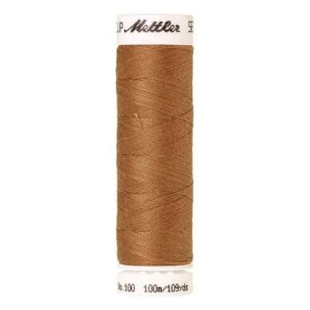 Mettler Threads - Seralon Polyester - 100m Reel - Sisal 0261