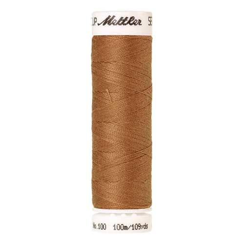 Mettler Threads - Seralon Polyester - 100m Reel - Sisal 0261