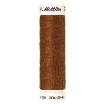 Mettler Threads - Seralon Polyester - 100m Reel - Brass 1131