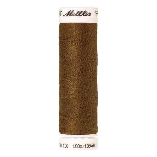 Mettler Threads - Seralon Polyester - 100m Reel - Golden Grain 1311