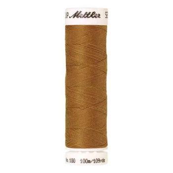 Mettler Threads - Seralon Polyester - 100m Reel - Palomino 1130