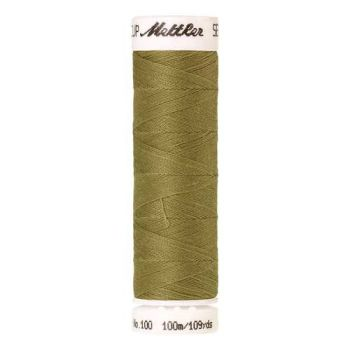 Mettler Threads - Seralon Polyester - 100m Reel - Seaweed 1148