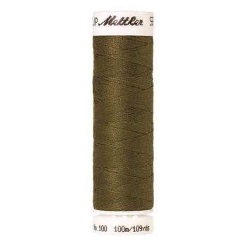 Mettler Threads - Seralon Polyester - 100m Reel - Caper Island 0666