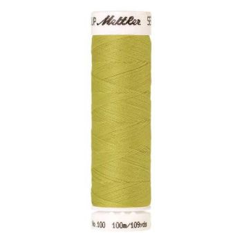Mettler Threads - Seralon Polyester - 100m Reel - Limelight 1309