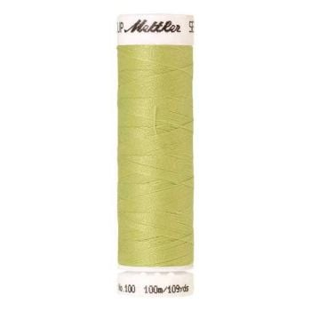 Mettler Threads - Seralon Polyester - 100m Reel - Spring Green 1343
