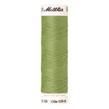 Mettler Threads - Seralon Polyester - 100m Reel - Kiwi 1098