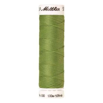 Mettler Threads - Seralon Polyester - 100m Reel - Bright Mint 0092