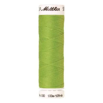 Mettler Threads - Seralon Polyester - 100m Reel - Erin Green 0256