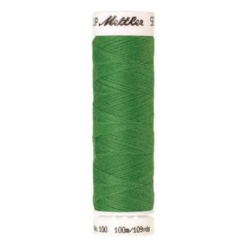 Mettler Threads - Seralon Polyester - 100m Reel - Light Kelly 1099