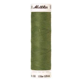 Mettler Threads - Seralon Polyester - 100m Reel - Common Hop 0840