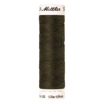 Mettler Threads - Seralon Polyester - 100m Reel - Umber 0660
