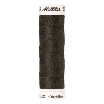 Mettler Threads - Seralon Polyester - 100m Reel - Chaff 1162