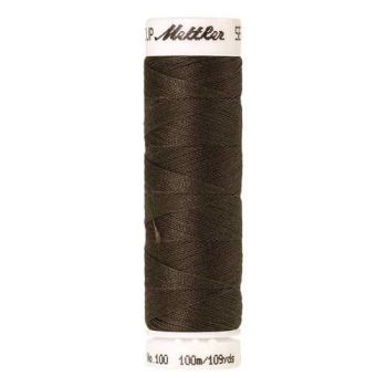 Mettler Threads - Seralon Polyester - 100m Reel - Olive 1043