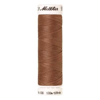 Mettler Threads - Seralon Polyester - 100m Reel - Walnut 0280