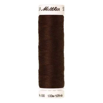 Mettler Threads - Seralon Polyester - 100m Reel - Apple Seed 0975