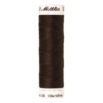 Mettler Threads - Seralon Polyester - 100m Reel - Caraway Seeds 1134