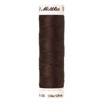 Mettler Threads - Seralon Polyester - 100m Reel - Clove 0395