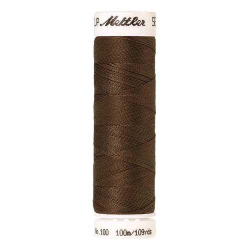 Mettler Threads - Seralon Polyester - 100m Reel - Dormouse 1425