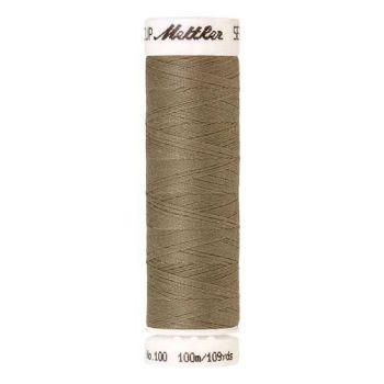 Mettler Threads - Seralon Polyester - 100m Reel - Dried Seagrass 0530