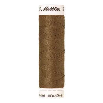 Mettler Threads - Seralon Polyester - 100m Reel - Aniseed 0465