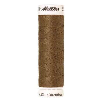 Mettler Threads - Seralon Polyester - 100m Reel - Aniseed 0465