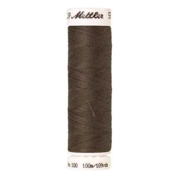 Mettler Threads - Seralon Polyester - 100m Reel - Sage 0381