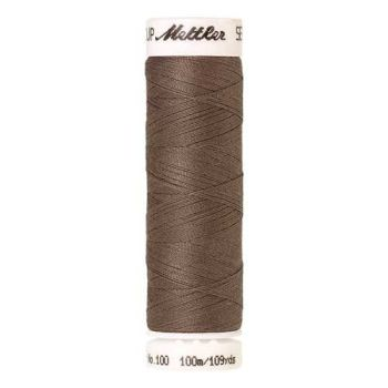 Mettler Threads - Seralon Polyester - 100m Reel - Khaki 1228