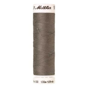 Mettler Threads - Seralon Polyester - 100m Reel - Boulder 0373