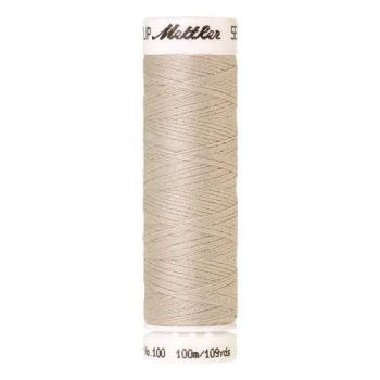 Mettler Threads - Seralon Polyester - 100m Reel - Sea Shell 0327