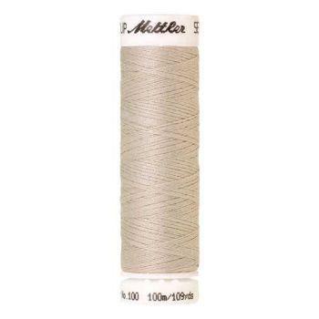 Mettler Threads - Seralon Polyester - 100m Reel - Sea Shell 0327