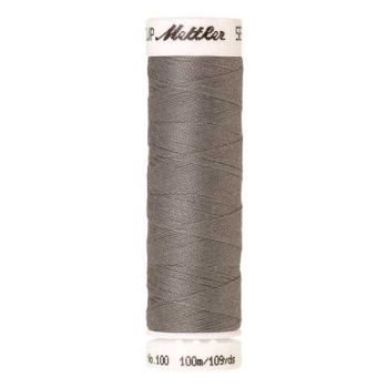 Mettler Threads - Seralon Polyester - 100m Reel - Smoke 0850