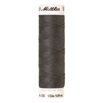 Mettler Threads - Seralon Polyester - 100m Reel - Old Tin 0415