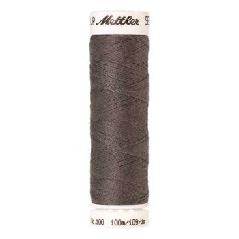 Mettler Threads - Seralon Polyester - 100m Reel - Dolphin 0323