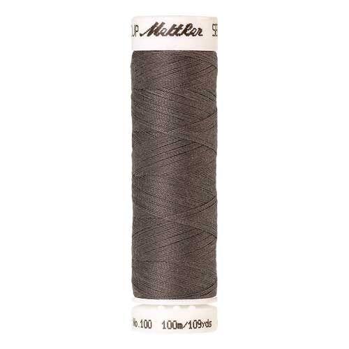 Mettler Threads - Seralon Polyester - 100m Reel - Dolphin 0323