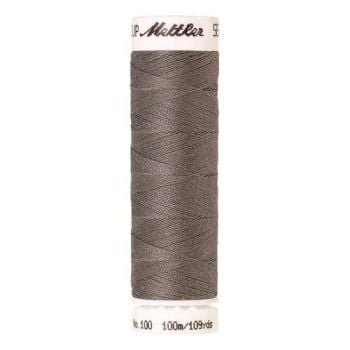 Mettler Threads - Seralon Polyester - 100m Reel - Rain Cloud 0322