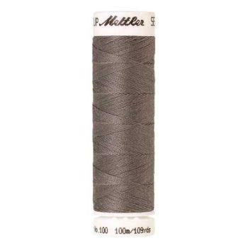 Mettler Threads - Seralon Polyester - 100m Reel - Rain Cloud 0322