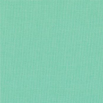 Moda Fabric - Bella Solids - Green (Minty) - 100% Cotton