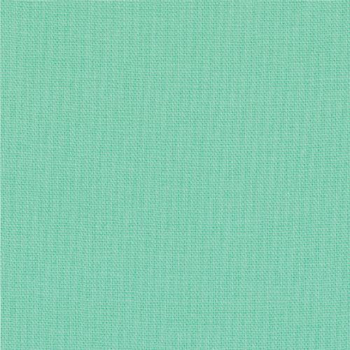 Moda Fabric - Bella Solids - Green - 100% Cotton