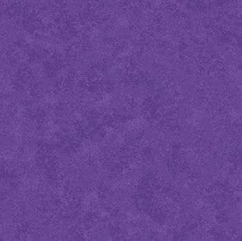Makower Fabric - Spraytime - Ultra Violet 2800 L88 - 100% Cotton