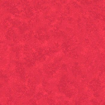 Makower Fabric - Spraytime - Carmine 2800 P87 - 100% Cotton