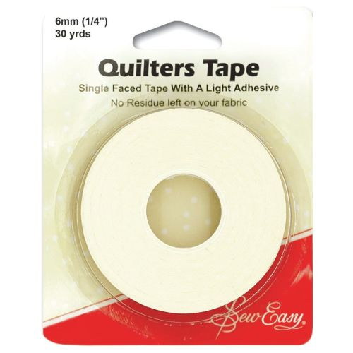 Sew Easy - Quilters Tape - 6mm, 30 yards