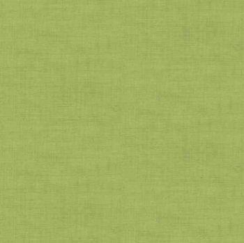 Makower Fabric - Linen Texture Look - Sage Green - 100% Cotton